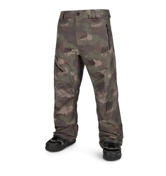 VOLCOM L GORE-TEX PANT CAMOUFLAGE