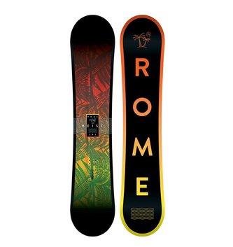 ROME SNOWBOARDS 2019 HEIST