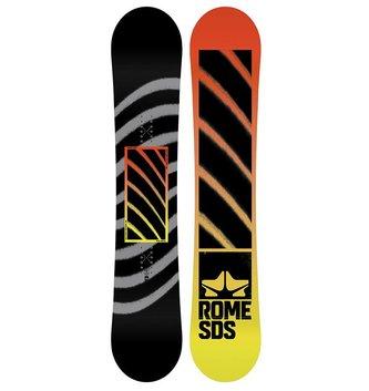 ROME SNOWBOARDS 2019 FACTORY ROCKER