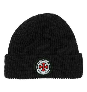 INDEPENDENT TRUCK CO. INDEPENDENT BEANIE BTG PATCH