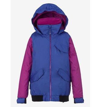 BURTON SNOWBOARDS Burton Girls' Twist Bomber Jacket (2T)