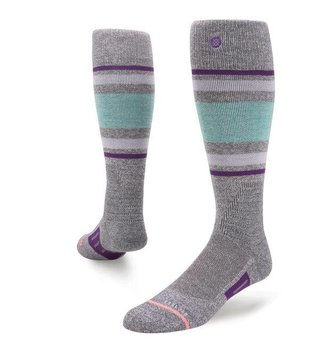 STANCE SOCKS WO SN PARK OUTPOSTS GREY
