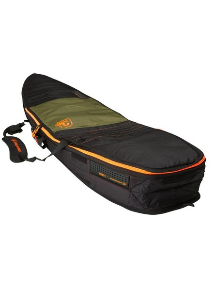 CREATURES CREATURES Shortboard Travel Army Orange (Various Sizes)