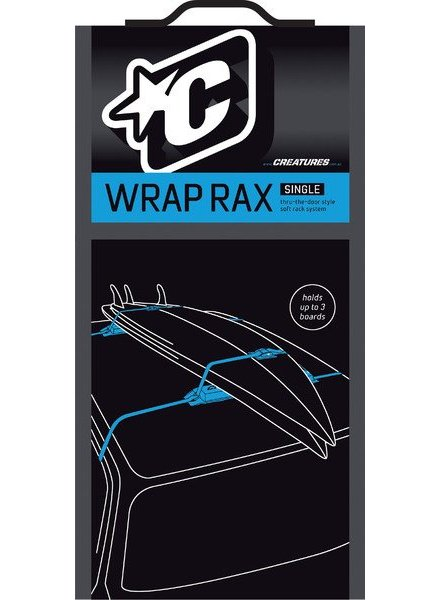 CREATURES CREATURES Wrap Rax Single