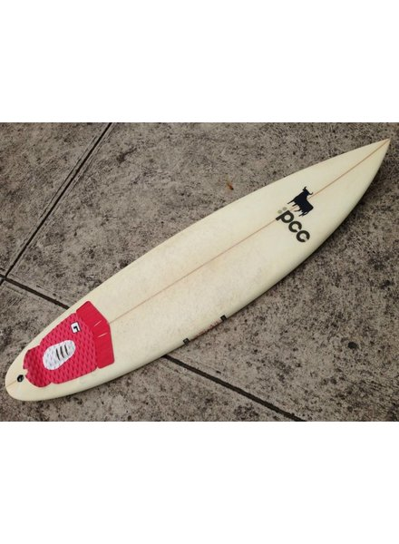 SECONDHAND SURFBOARDS (#757) PCC Paterson Craft 6'3'