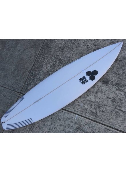 """CHANNEL ISLANDS Channel Islands Campbell Brothers Bonzer Shelter 6'2"""" x 19 1/2"""" x 2 9/16"""" 33L (#10125)"""