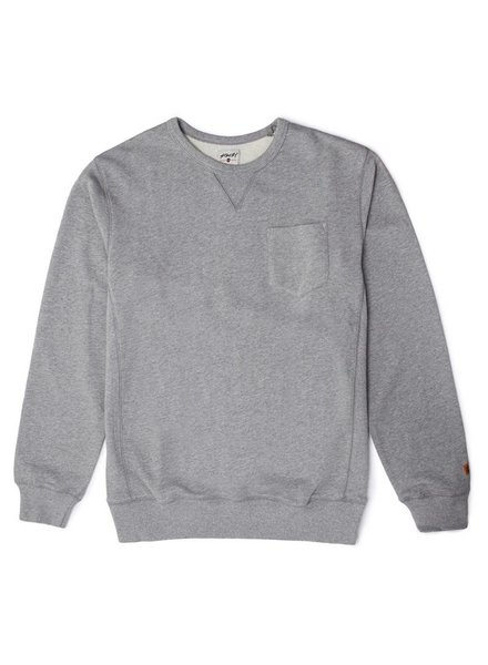 STACEY Crew Pullover (Various Colours)
