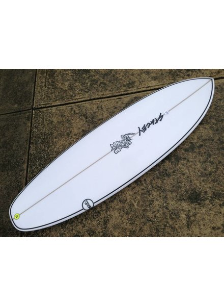 """STACEY Stacey Return Of The Jam 5'6"""" x 19 3/4"""" x 2 3/8"""" 28.9L Futures (#8998)"""