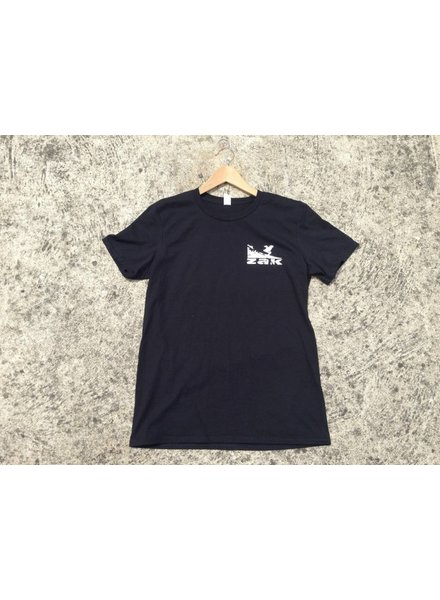 ZAK Zak Tee Surf Logo (Various Colours)