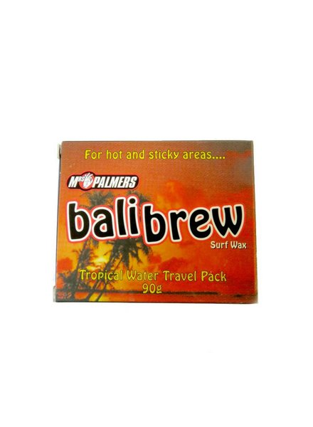 MRS PALMERS MRS PALMERS Bali Brew 90g (Tropical)