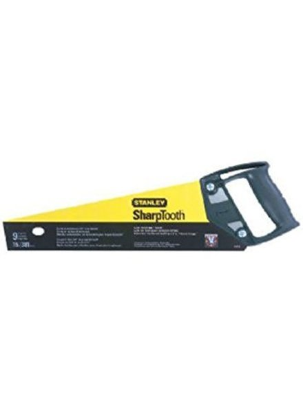 STANLEY Sharp tooth Rough Cut Saw 15-579