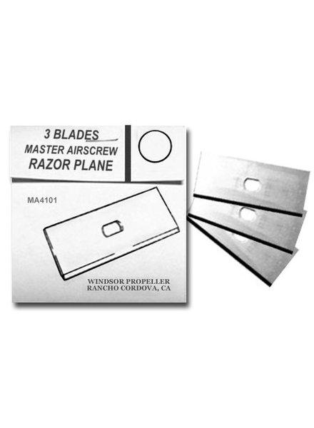 MASTER AIRSCREW Razor Plane 3 Blades