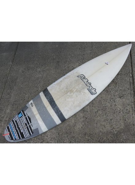 "SECONDHAND SURFBOARDS Full Circle Delta 5'11"" x 19 1/8"" x 2 3/8"" FCS (#312)"