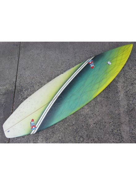 "SECONDHAND SURFBOARDS Boost Brands 5'10"" x 20"" x 2 1/4"" FCS (#344)"