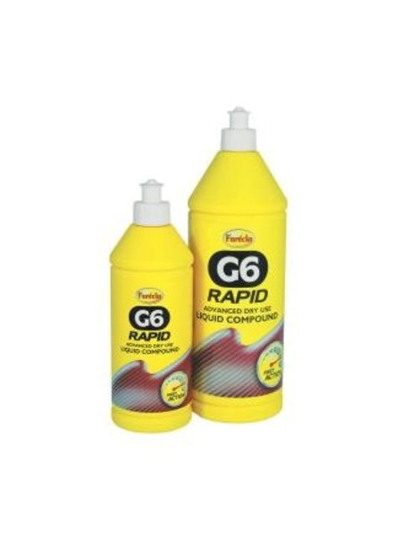 Facecla FARECLA  G6 Rapid Advanced Dry Use Liquid 1lt