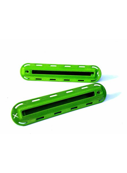 FUTURES FUTURES Fin  Plugs - Lime Green