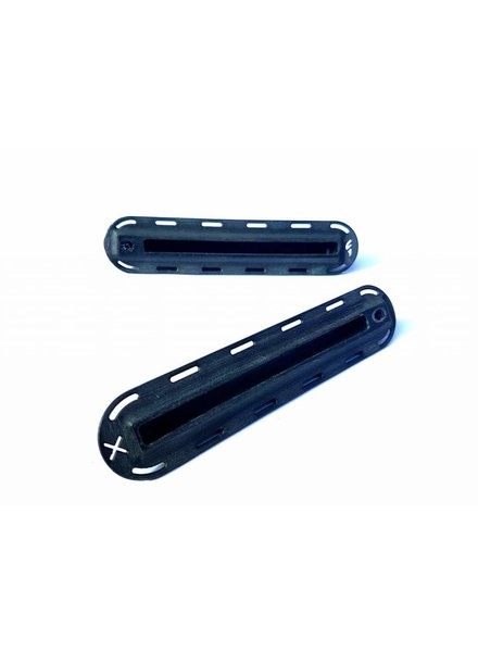 FUTURES FUTURES Fin Plugs - Black