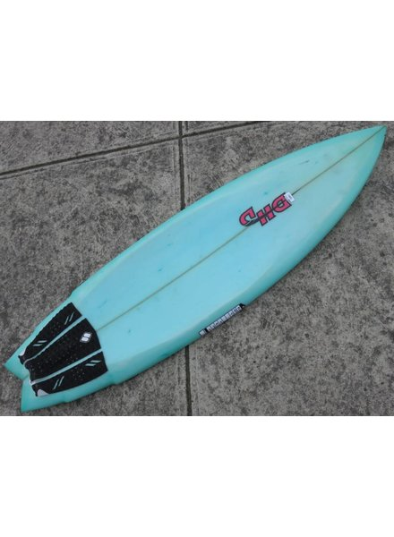 "SECONDHAND SURFBOARDS DHD Asher Pacey Spoon 5'8"" x 19"" x scooped deck  FCS(#378)"