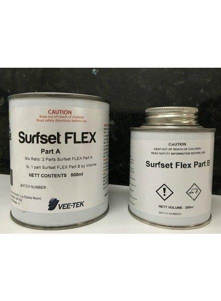 SURFSET Flex Resin Clear 750 ML