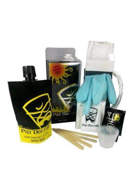 PHIX DOCTOR PHIX DOCTOR Solar Poly PU & Epoxy Repair Kit