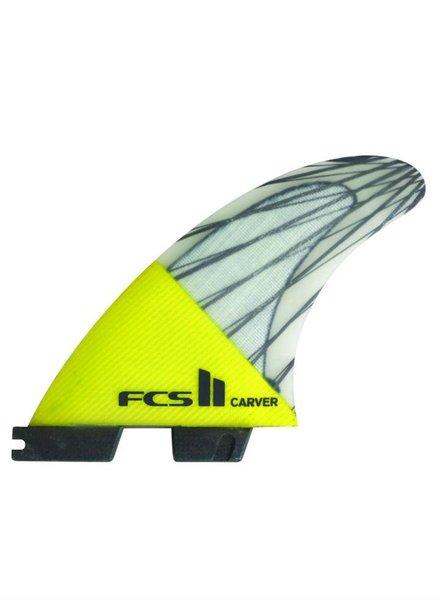 FCS FCSII Carver PC Carbon Tri (M,L)