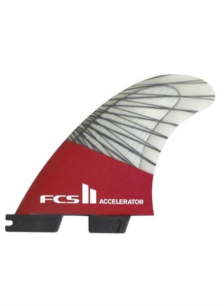 FCS FCSII Accelerator PC Carbon Tri (S,M,L)