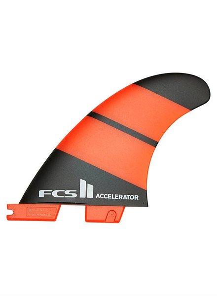FCS FCSII Accelerator Neo Glass Tri Set (S,M,L)