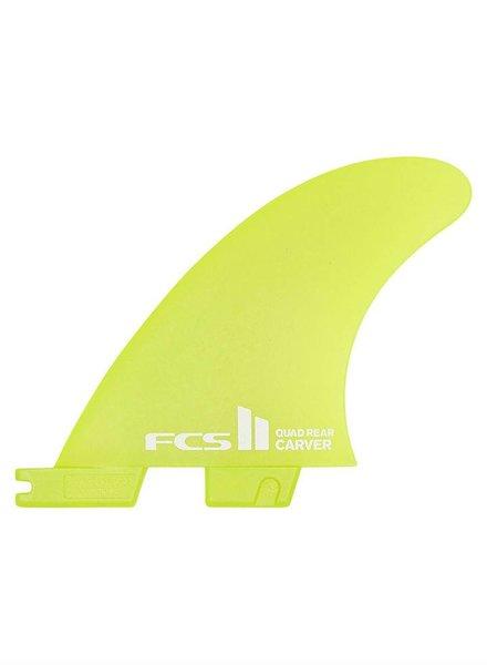 FCS FCSII Carver Neo Glass Quad Trailers (S,M)