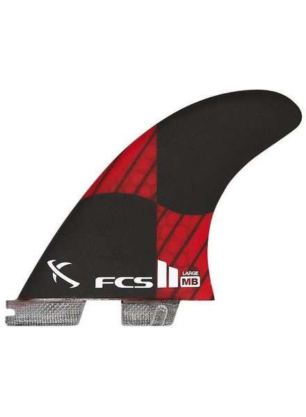 FCS FCSII MB PC Carbon Tri-Quad (M&L)
