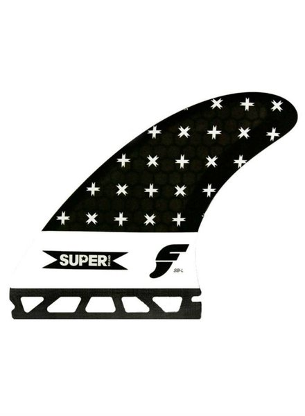 FUTURES FUTURES SuperBrand HC 5 Fin Set