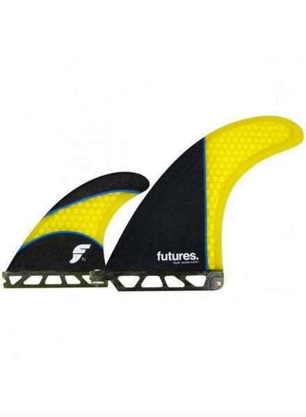FUTURES FUTURES TJ 2+1 Techflex Yellow