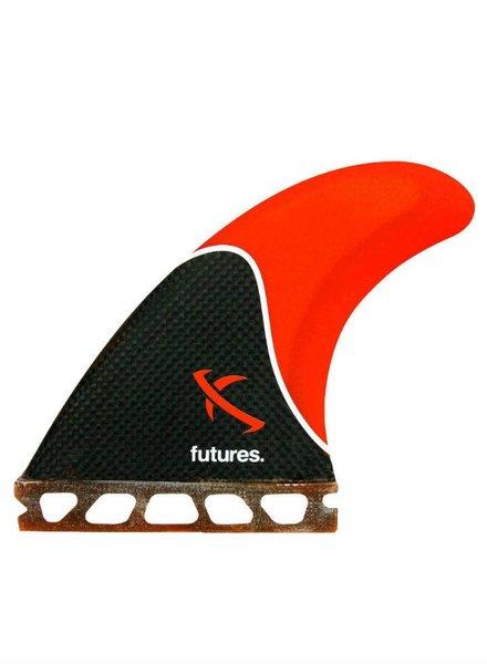 FUTURES FUTURES Lost Medium Carbon Red