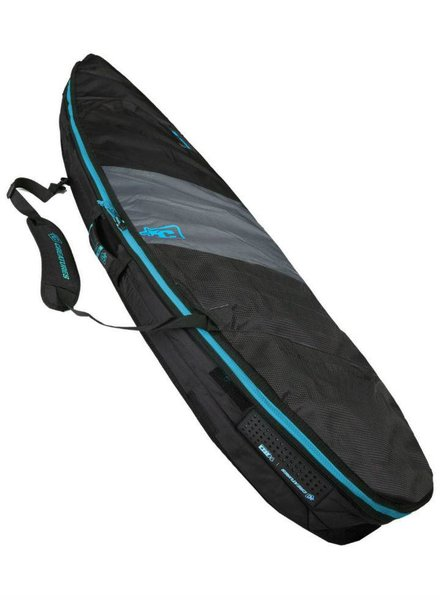 CREATURES CREATURES Shortboard Day Use Charcoal Cyan (Various Sizes)