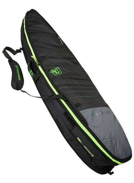 CREATURES CREATURES Shortboard Double Charcoal Lime (Various Sizes)