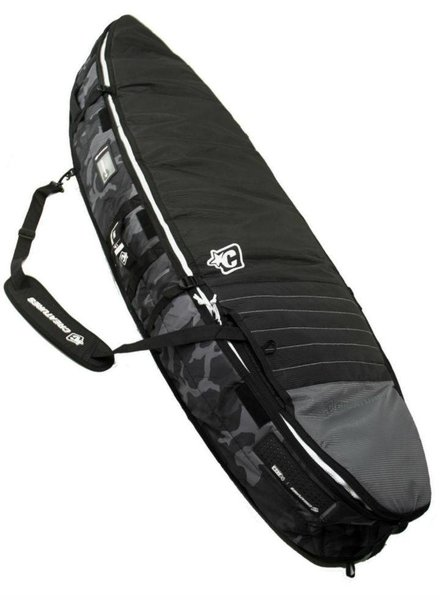 CREATURES CREATURES Shortboard Triple Black White (Various Sizes)