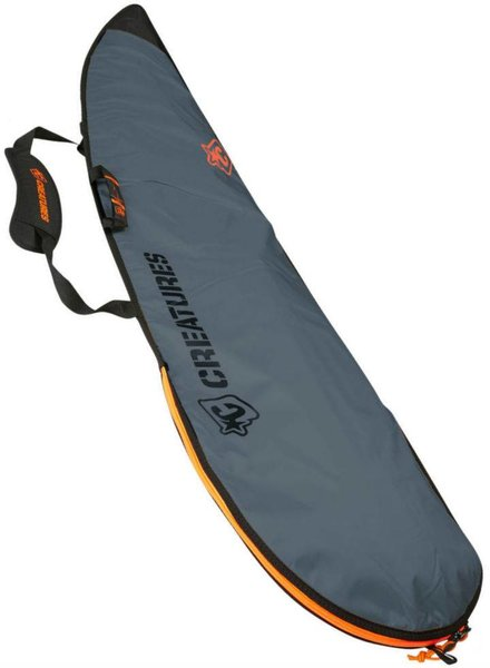 CREATURES CREATURES Shortboard Lite Charcoal Orange  (Various Sizes)