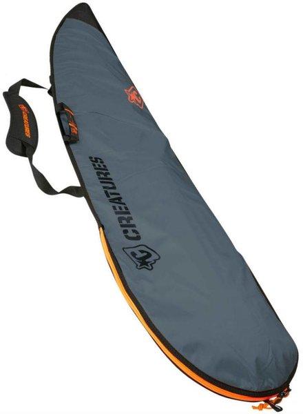 CREATURES CREATURES Shortboard Lite Charcoal Orange  (Various Sizes)