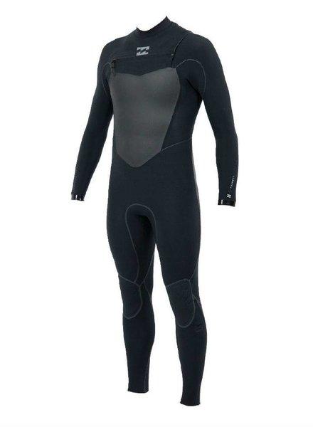 BILLABONG BILLABONG 403 Furnace Carbon X Chest Zip Full Suit Steamer