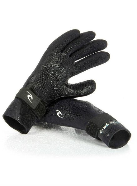 RIP CURL RIPCURL E-Bomb 2mm 5 Finger Glove (Various Sizes)