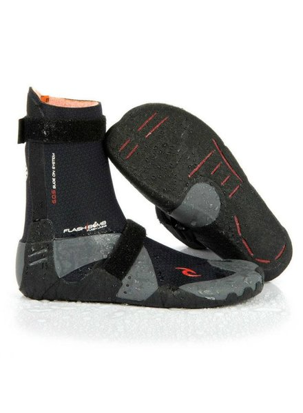 RIP CURL RIP CURL Flashbomb 5mm Hidden Split Toe Boot