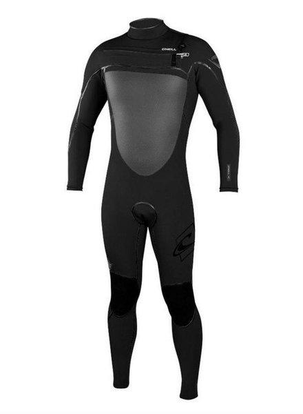 O'NEILL ONEILL Psycho Freak 43 F.U.Z.E Full Wetsuit Steamer Black (Various Sizes)