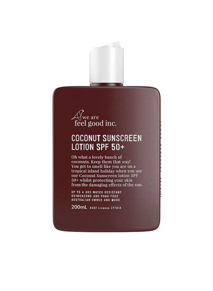 FEEL GOOD INC. FEEL GOOD Coconut Sunscreen SPF 50+