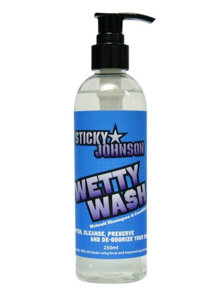 FK Sticky Johnson Wetty Wash 250ml