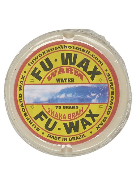 FU WAX FU Wax Warm