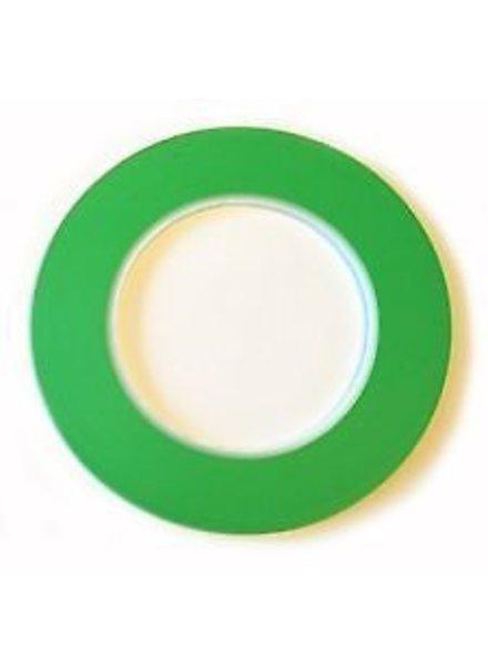 3M 3M Refinishing Masking Tape 6mm Green