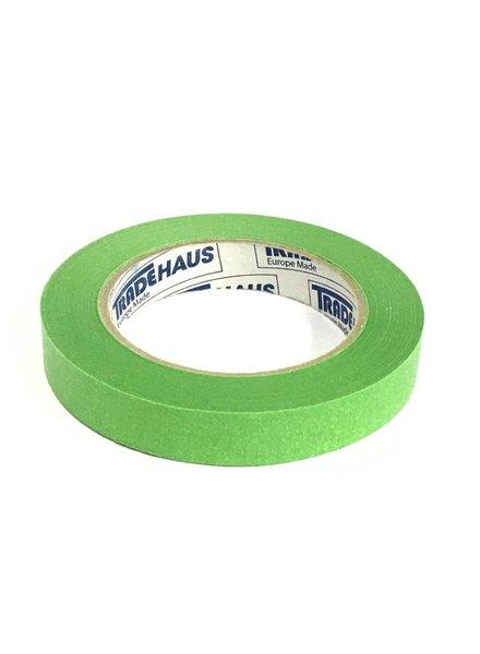 TRADEHAUS TRADEHAUS Heatproof Masking Tape Green 18mm
