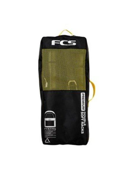 FCS FCS Premium Soft Racks (Double)