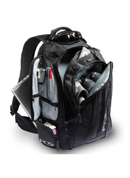 FCS FCS Mission Premium Backpack Black