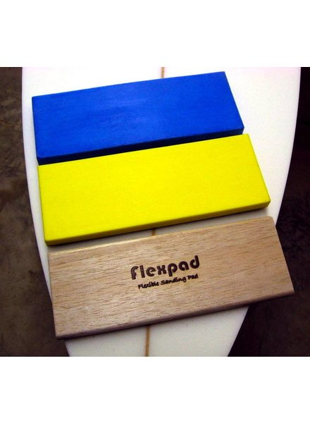 FLEXPAD FLEXPAD Balsa Shaping Block Replacement Pad