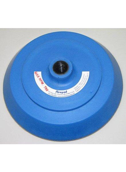FLEXPAD FLEXPAD 8 Inch Blue Softie Velcro 14MM